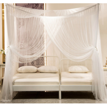 Square Bed Canopies Customized Bedroom Mosquito Nets