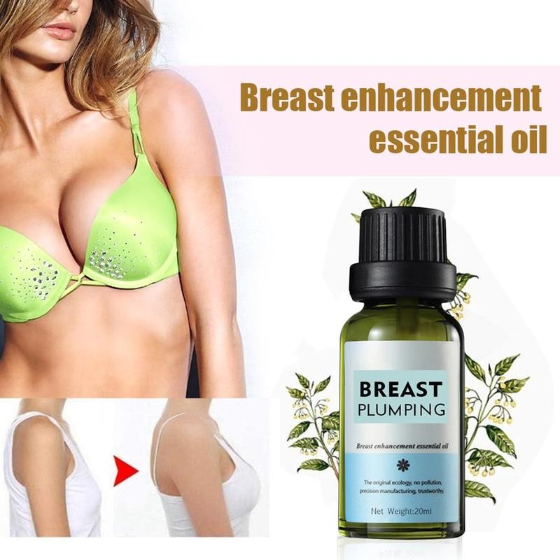 20ml Breast Enlargement Essential Oil For Breast Growth Oil Firming Enhancement Boobs Bust Massage Big Oil Breast Care M4S8