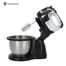 5-Speed Stand Mixer with Stainless Steel Bowl