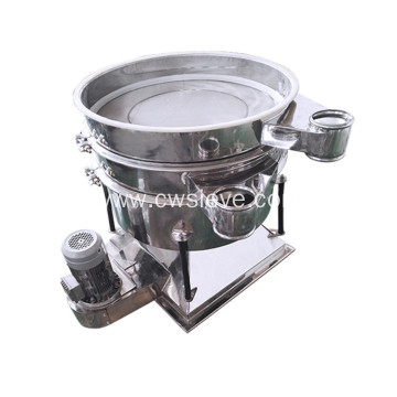 Large capacity tumbler classifier equipment