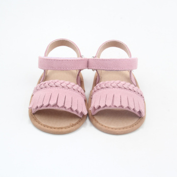 2018 Baby Fringe Shoes Moccasins Toddler Sandals