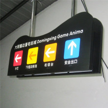 Customized LED Directional Sign with Arrows