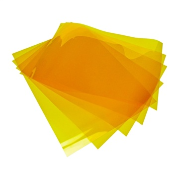 Heat resistant insulation polymide film