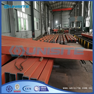 Steel Structural Frame Housing