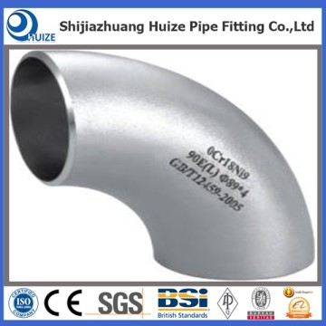 SS pipe elbows 1.5D