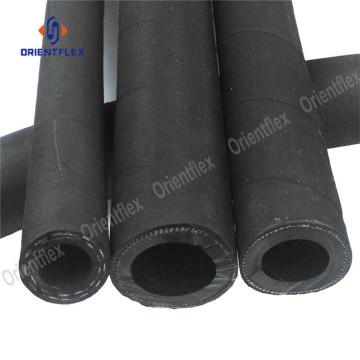Heavy duty fabric cover abrasion resistant sandblasting hose
