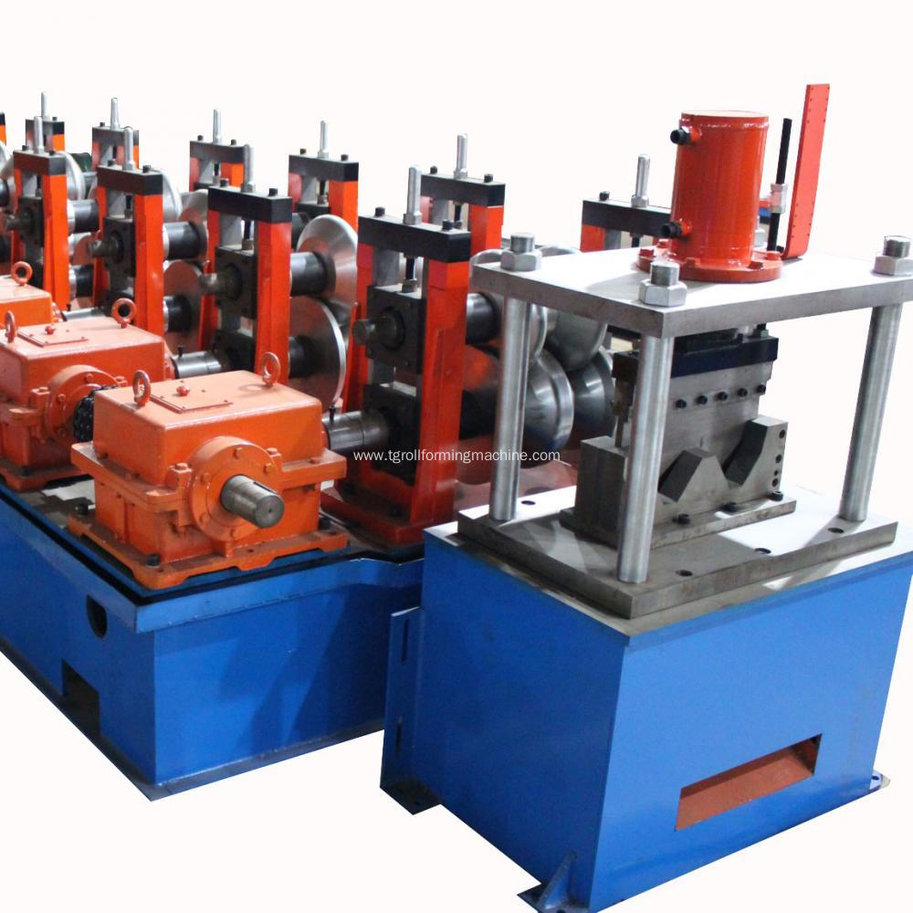 High quality highway guardrail machine
