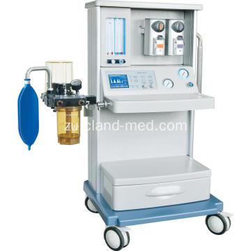 Ikhwalithi ephezulu Ye-ISO CE Medical Hospital Operation O oxygen Electronical ephathekayo I-Advanced Patient Anesthesia Machine