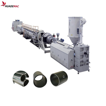 500-1200mm HDPE water supply pipe making machine