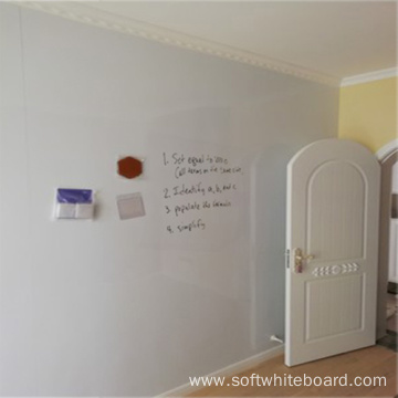 Room Wall Decoration Whiteboard Wall Paper Panel