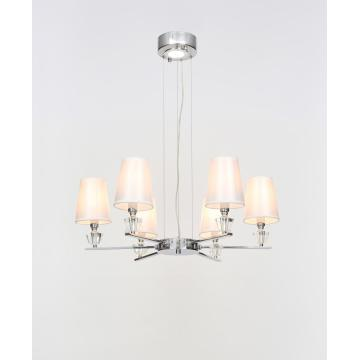 American Style Home Decor Upscale Living Room Chandelier
