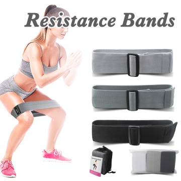 Resistance Bands For Men Women Exercise Bands Booty Thighs Resistance Loop For Home Fitness Latex Adjustable Yoga Squat Hips