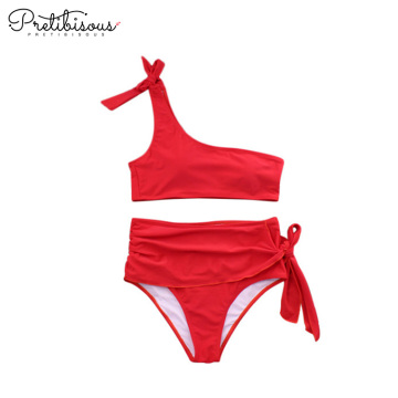 Women sexy swimwear two piece bathing suit