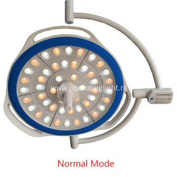 Surgical led round head light
