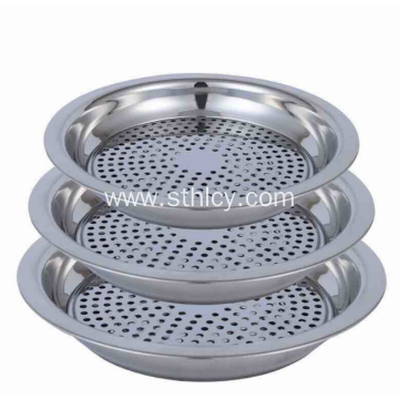 Thickening Stainless Steel Multi-purpose Plate