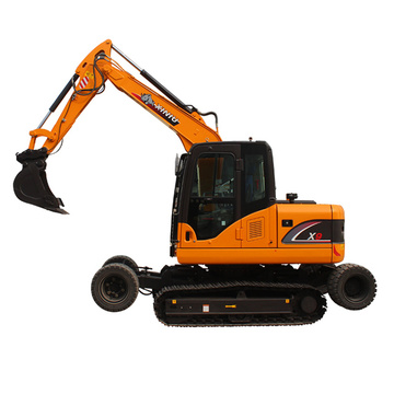 Irene Patented product Wheel-crawler Excavator X9 Shovel Excavator mobile(wechat)008615206599185