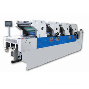 ZX456II Four Colour Offset Printing Machine