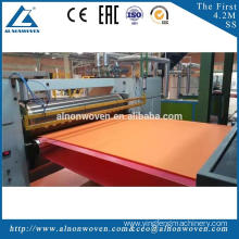 Professional AL-1600 S 1600mm PP spunbond fabric making machine with CE certificate