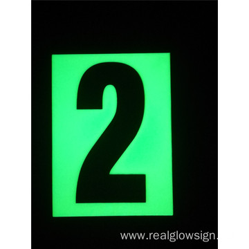 Realglow Photoluminescent  Flat Number 2