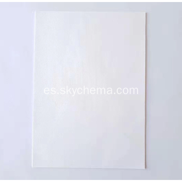 A4 Digital Inkjet Printing Photo Canvas Hoja de papel