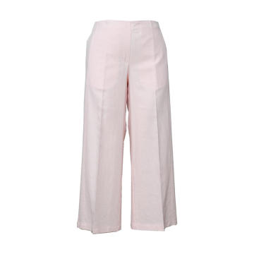 Summer Vintage Wide Leg Trousers