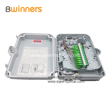 24 Core Optic Fiber Access Terminal Distribution Box