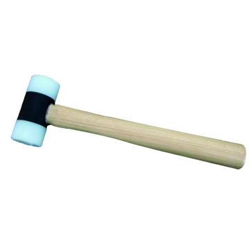 Installation hammer with wooden handle 45mm