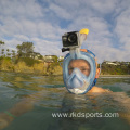Latest snorkeling equipment 180 degree vision regulator mask