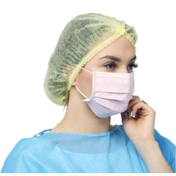 3 Ply Non-woven Surgical Gauze Mask Face Mask