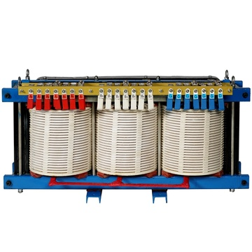 269KVA phase shifting dry type rectifier transformer
