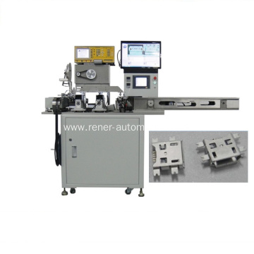 Automatic Packing Machinery for Electronic Connector