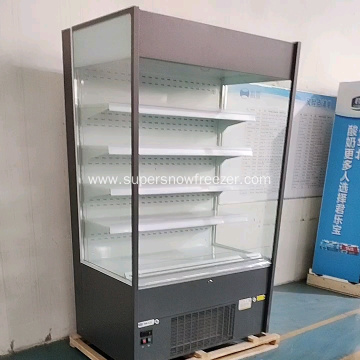 supermarket refrigeration equipment for drinks and dairy