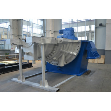 Condensing Steam Turbine Operation from QNP