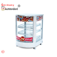 commercial food warmer display case showcase