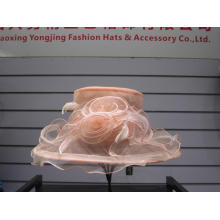 Fashionable Women's Organza  Horse-Racing Dress Hats