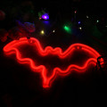 Personalized Neon Signs Red Light Up Wall Decor