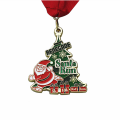 Lovely christmas design gold medal