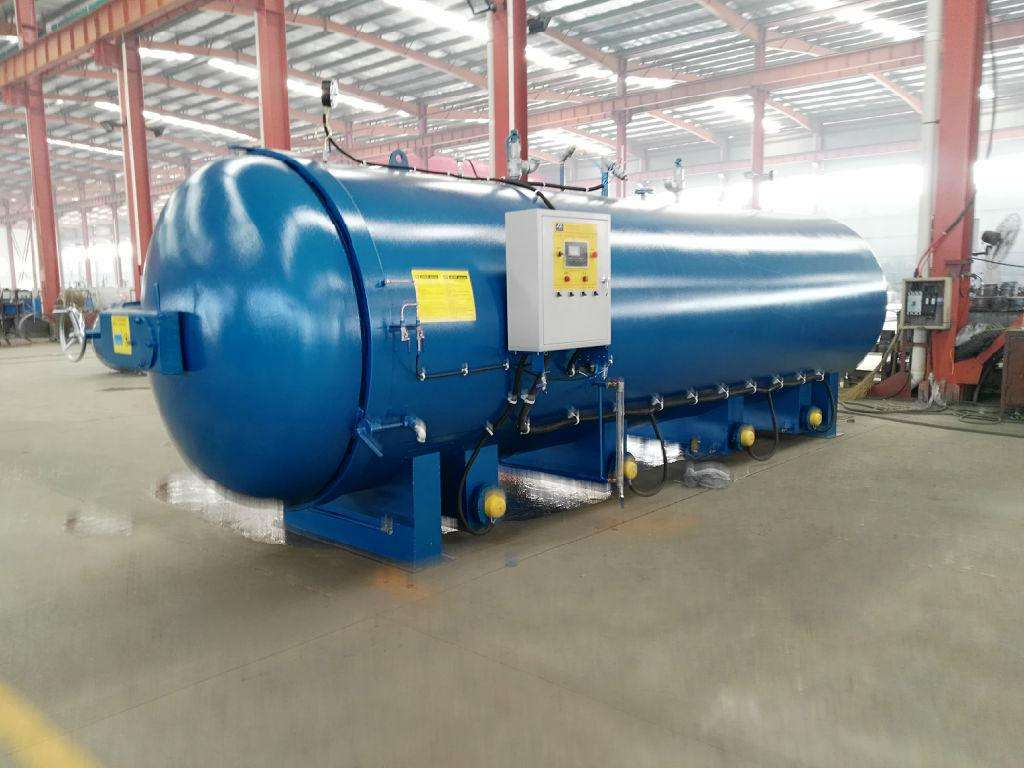 Steam Wood Autoclave Equipment