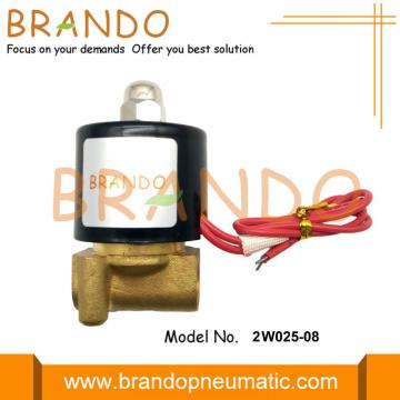 UNI-D Type Electric Water Air Solenoid Valve 2W025-08