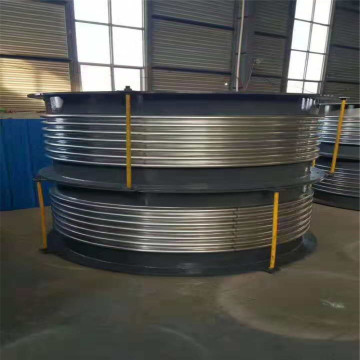 Metal Stainless Steel Steam Expansion Bellows For Pipes