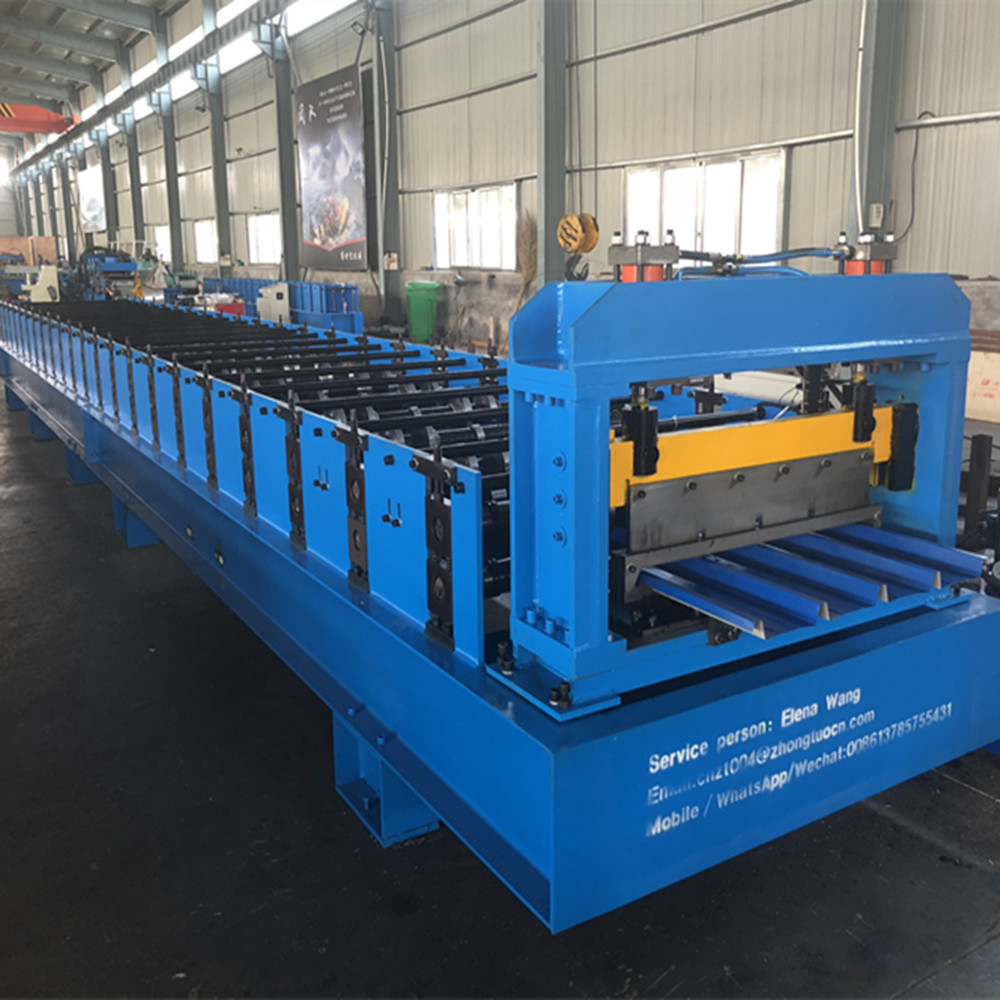 High quality metal roofing sheet machine for sale