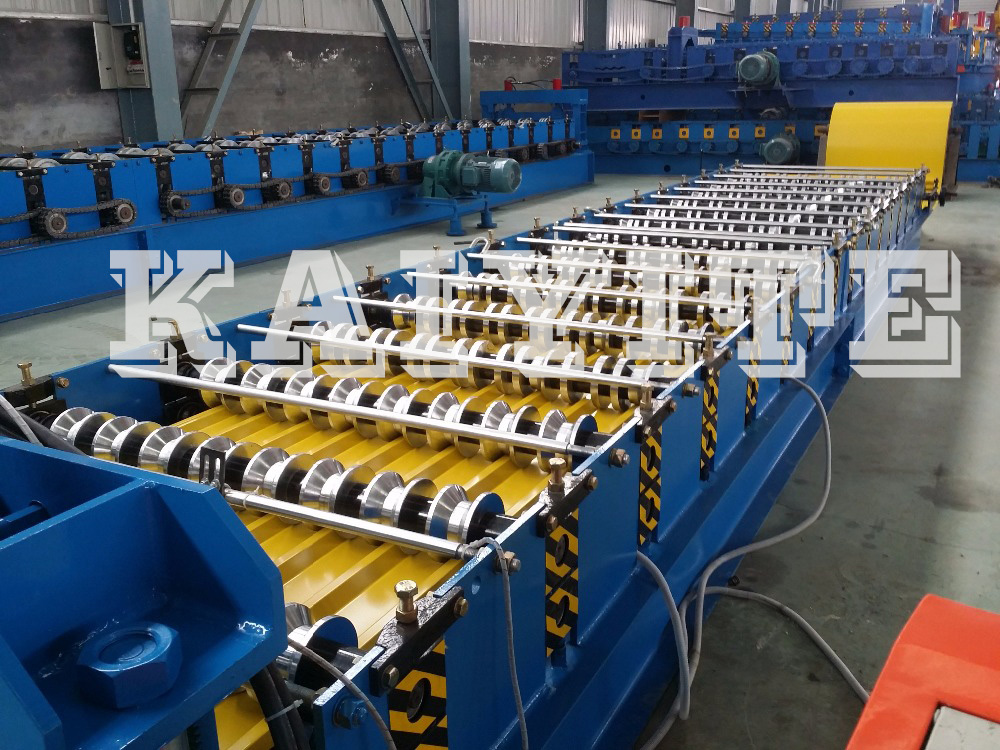 Cold Rolled Forming Machine