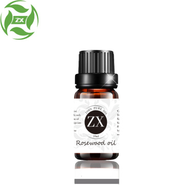 100% pure organic rosewood essential oil for skin