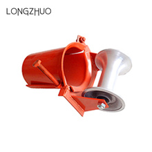 Nylon Cable Laying Roller Single Cable Pulley