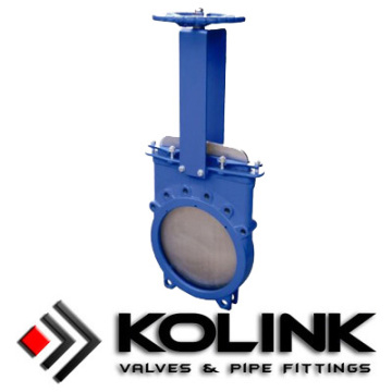 Wafer Type Knife Gate Valve