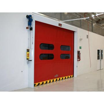 Hot Sale PVC Fabric Curtain Door