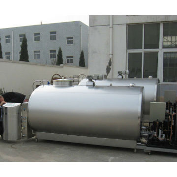 Stainless steel Milk Cooling Tank price