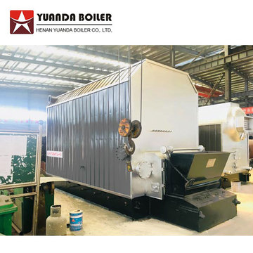 Coal Biomass Thermic Fluid Heating System Boiler