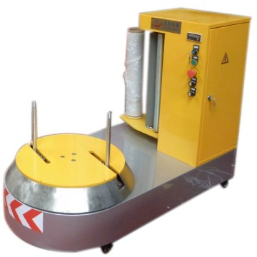 Stretch Film Automatic Airport Luggage Wrapping Machine