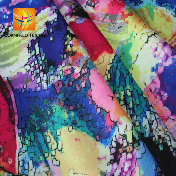 fabric polyester digital african print scuba fabric